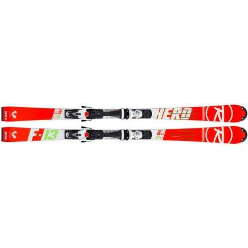Hero FIS Slalom + SPX 12 Rockerflex Binding