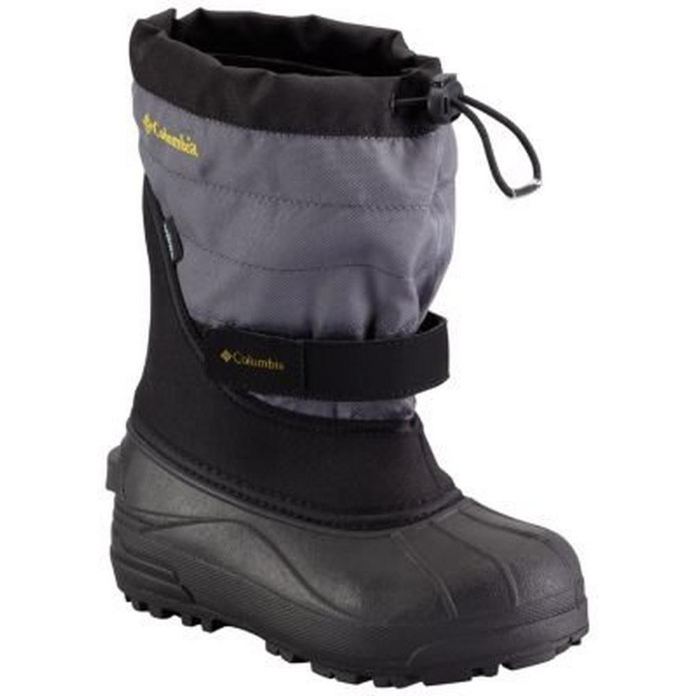 Columbia Kids' Powderbug Plus II Boot Snow Boot