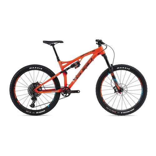 G-160 Works (2017)  Full Suspension Mountain Bike
