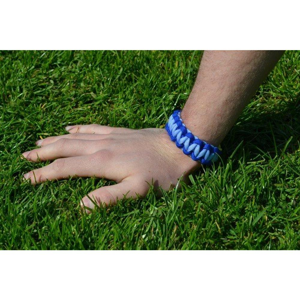 Solarvis Sun Indicator Survival Bracelet
