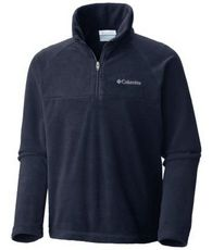 Boys Glacial Half Zip Fleece Jumper