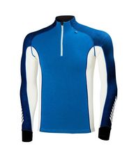 Men's Warm Freeze Half Zip Base Layer