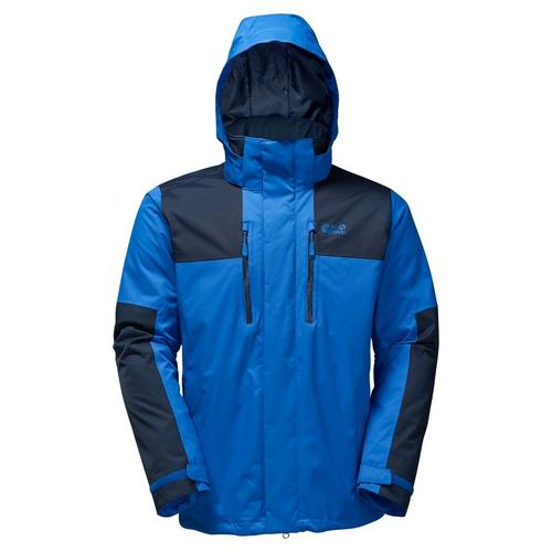 official photos online shop outlet store Jack Wolfskin Jasper 3 in 1 Jacket - Tested by Tiso | Tiso