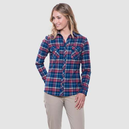 Women's Alina Flannel Shirt