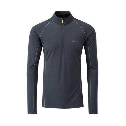 Men's Merino+ 120 Long Sleeve Zip Base Layer