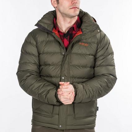 Men's Sanctuary Padded Jacket