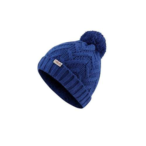 Women's Cable Bobble Hat