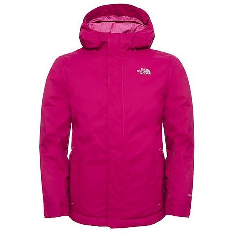 cde64d30c The North Face Girls Resolve Jacket - Black