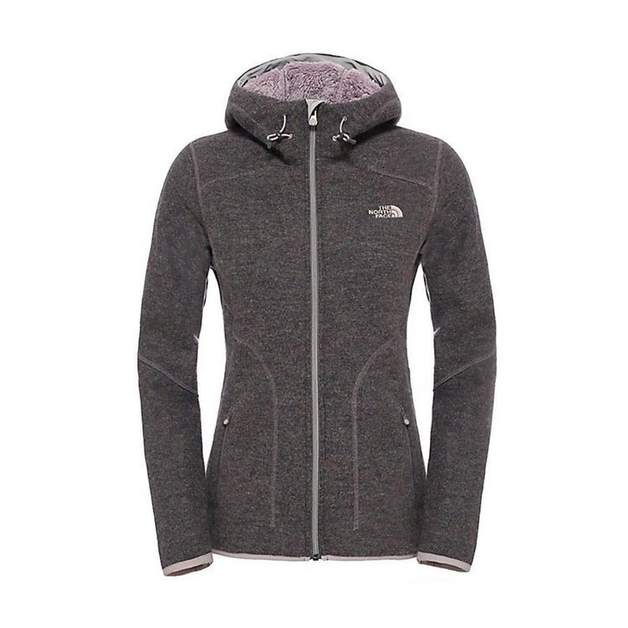 the north face w zermatt full zip hoodie