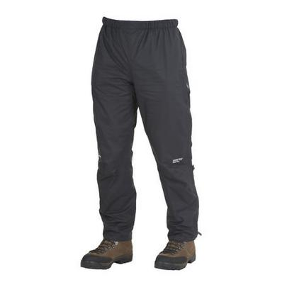 Berghaus Men's Paclite Waterproof Trouser Regular - Black