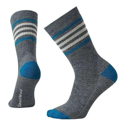 Women's Hike Medium Striped Crew Sock
