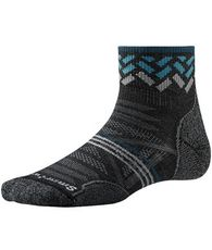 Women's Phd Outdoor Light Mini Pattern Sock