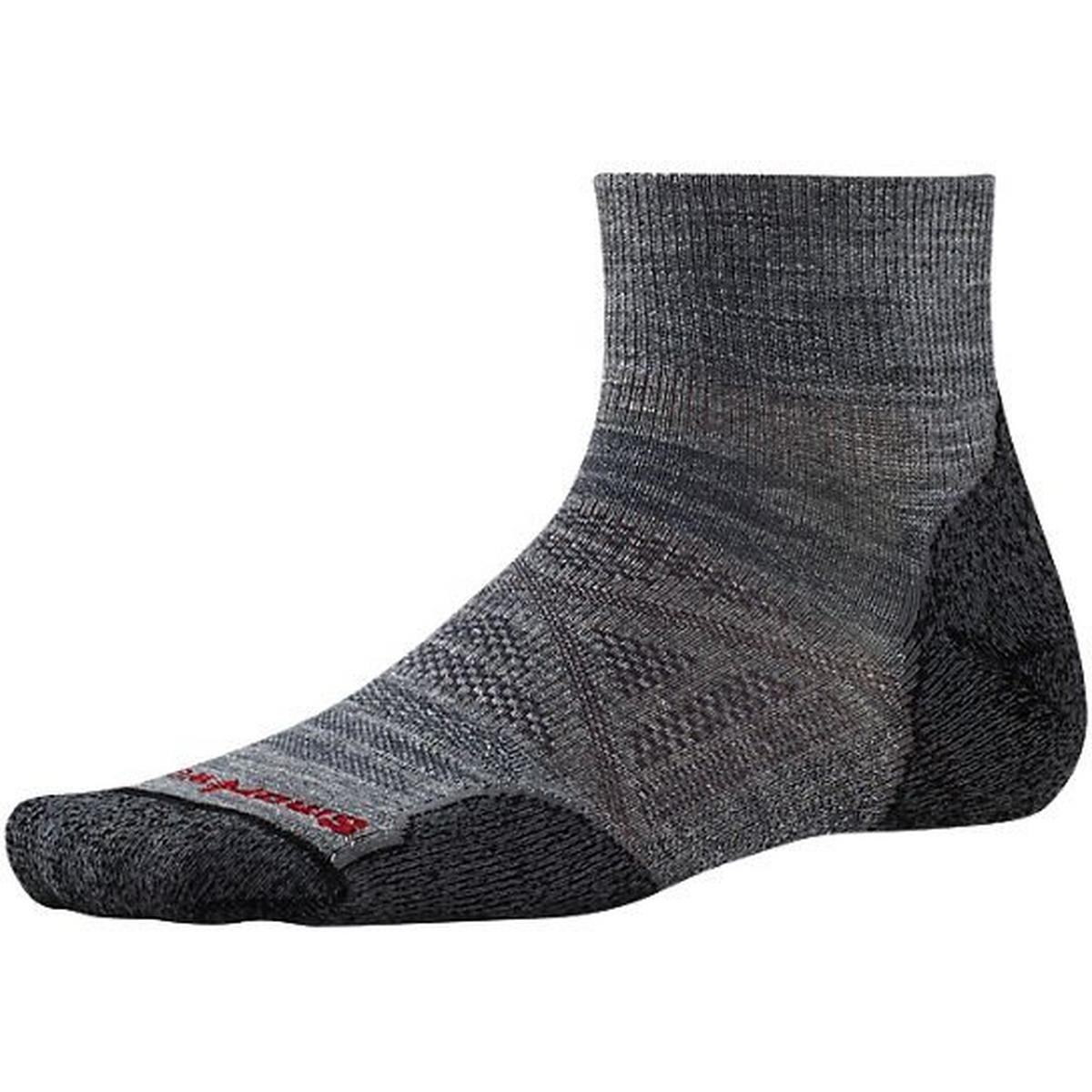 Smartwool HIKING Socks Men's PhD OD Light Mini Medium Grey