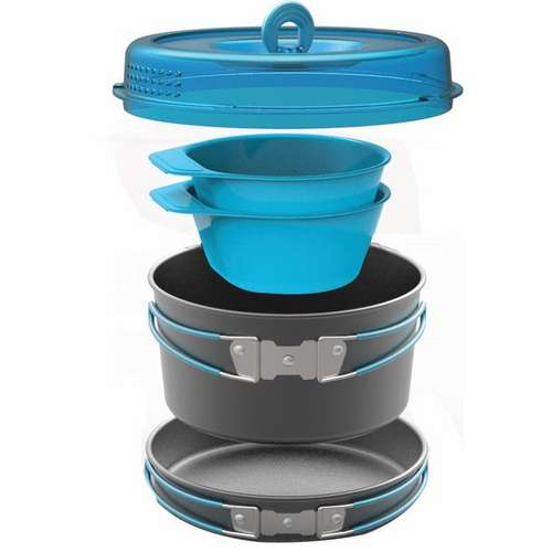 Crest 2 Person Cookset