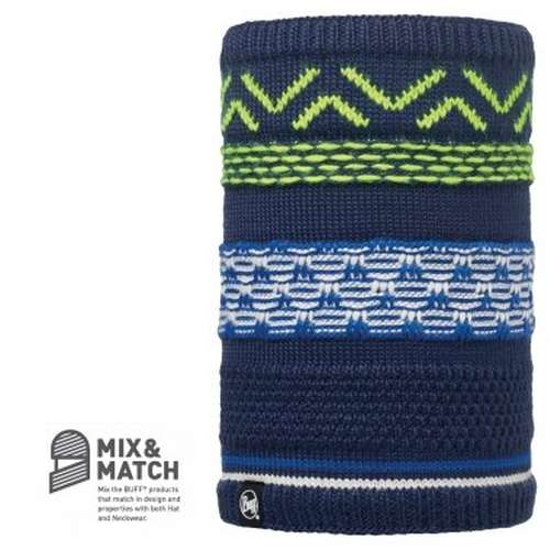 Neckwarmer Knitted Polar Buff