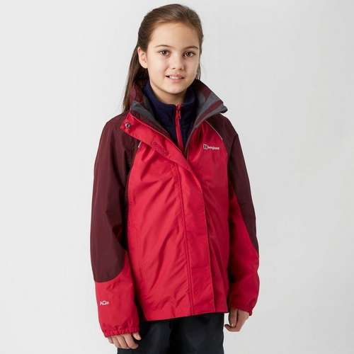 Kids' Carrock 3 In 1 Jacket