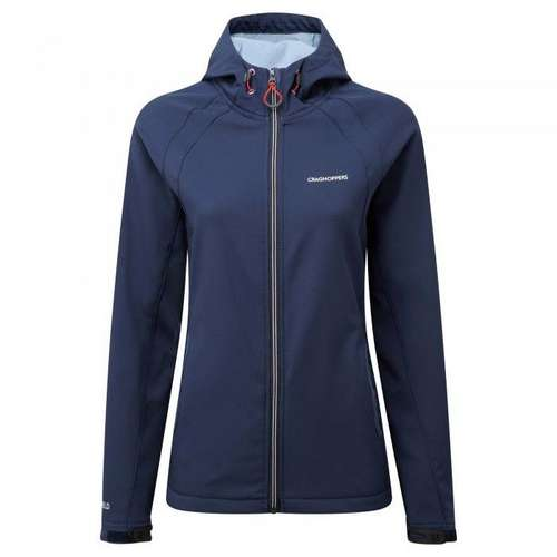 Women's Lena Hooded Softshell Jacket