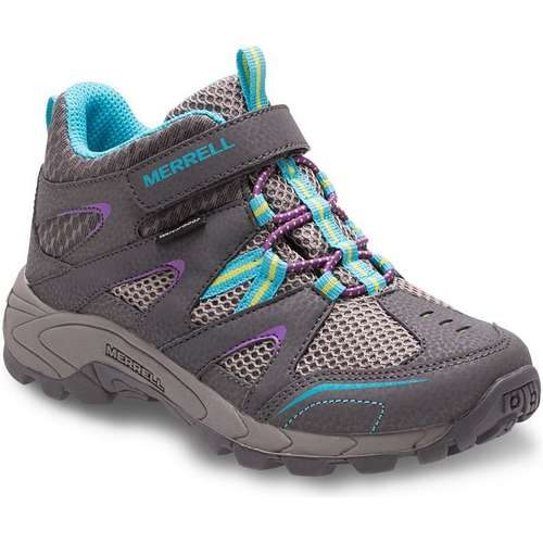 Girls' Hilltop Mid Quick-Close Waterproof Boot
