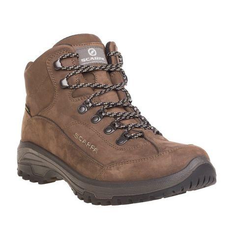 b371549a0ff07 Brown Scarpa Men s Cyrus Mid Gore-Tex Boot