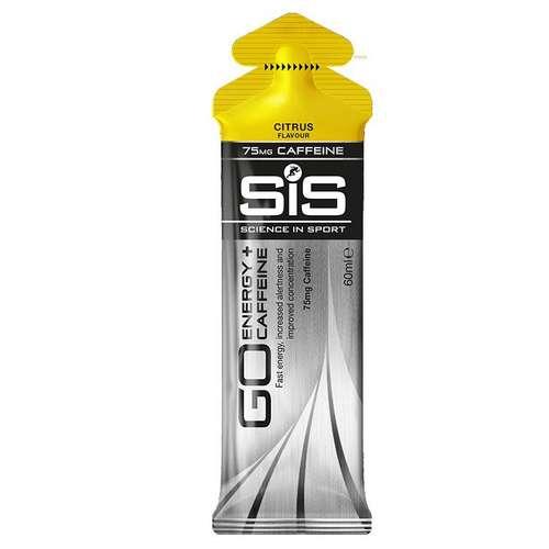 SIS Go Gel Caffeine Citrus 60ml