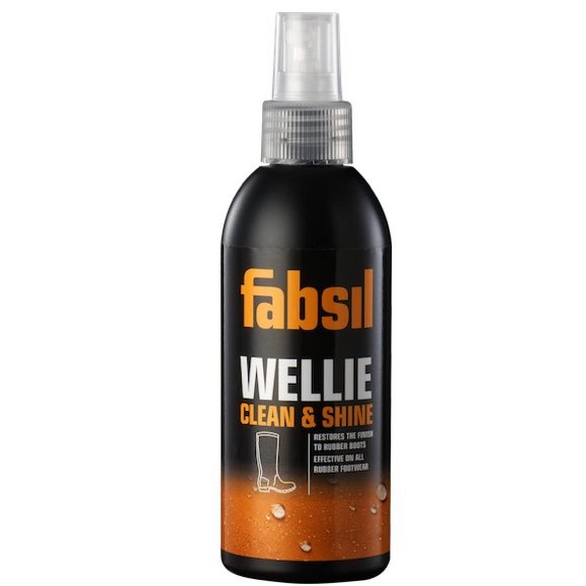 Grangers Fabsil Wellie Clean and Shine