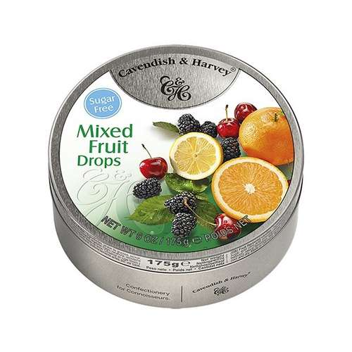 Sugar Free Mixed Fruit