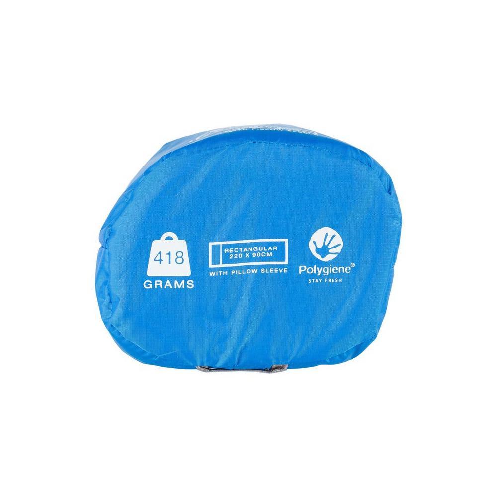 Lifeventure Cotton Sleeping Bag Liner Rectangular