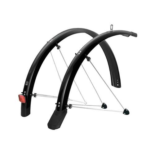 Chromoplastic P50mm Mudguard Set