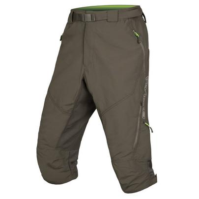 Endura Men's Hummvee 3/4 Short II - Khaki