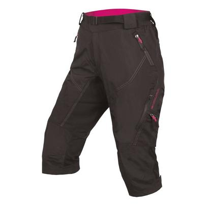 Endura Women's Hummvee 3/4 II Short - Black