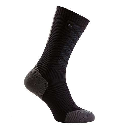 Mtb Thin Mid Waterproof Sock With Hydrostop