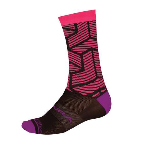Women's Graphics Sock (2 Pack)