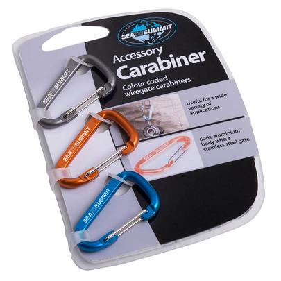 Sea To Summit Carabiner Set 3pcs