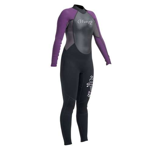 Women's G-Force 3mm Wetsuit