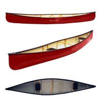 Hou Prospector Open Canoe