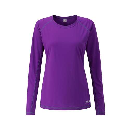 Women's Interval Long Sleeve Top