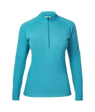 Women's Zip Neck Tech Top