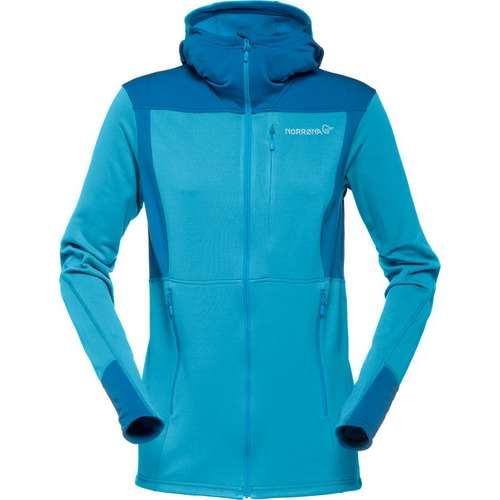 Women's Falketind Warm1 Hooded Fleece