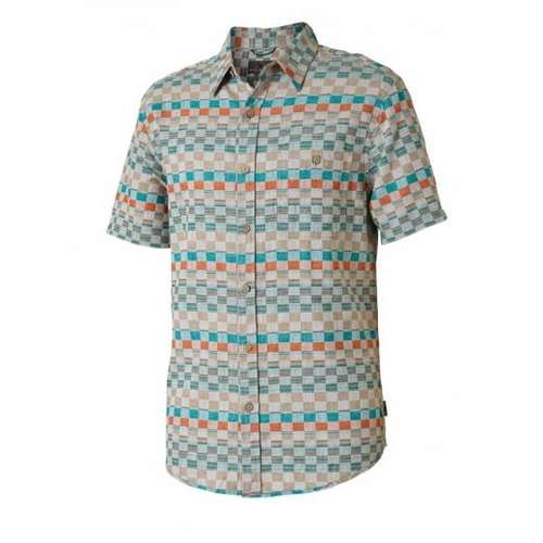 Men's Slab City Dobby Short Sleeve Shirt