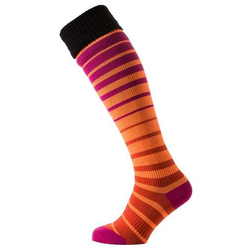Women's Thin Knee Cuff Sock
