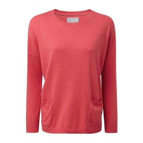 Women's Cotton Cashmere Crew