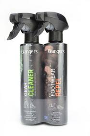 Grangers Footwear Repel and Gear Protect Twin Pack