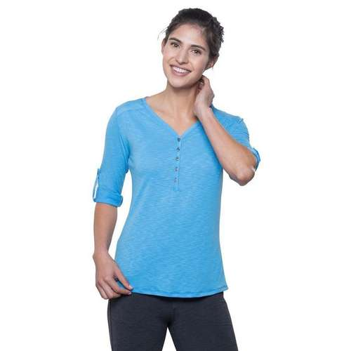 Women's Shasta 3/4 Sleeve Top