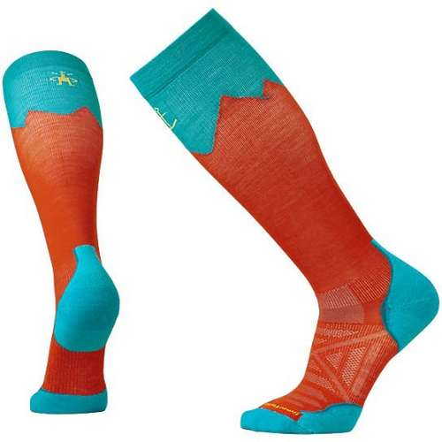 Men's PhD Outdoor Mountaineer Sock