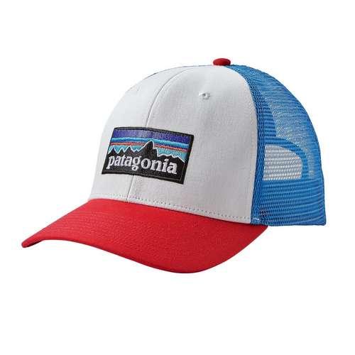 Men's P-6 Logo Trucker Hat