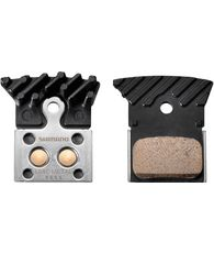L04c Finned Sintered Disc Brake Pads