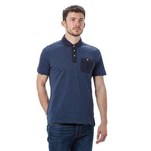 Men's Robinson Stripe Polo Shirt