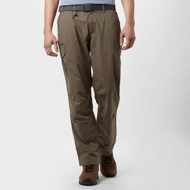 Men's Brasher Walking Trouser (Reg) - Brown