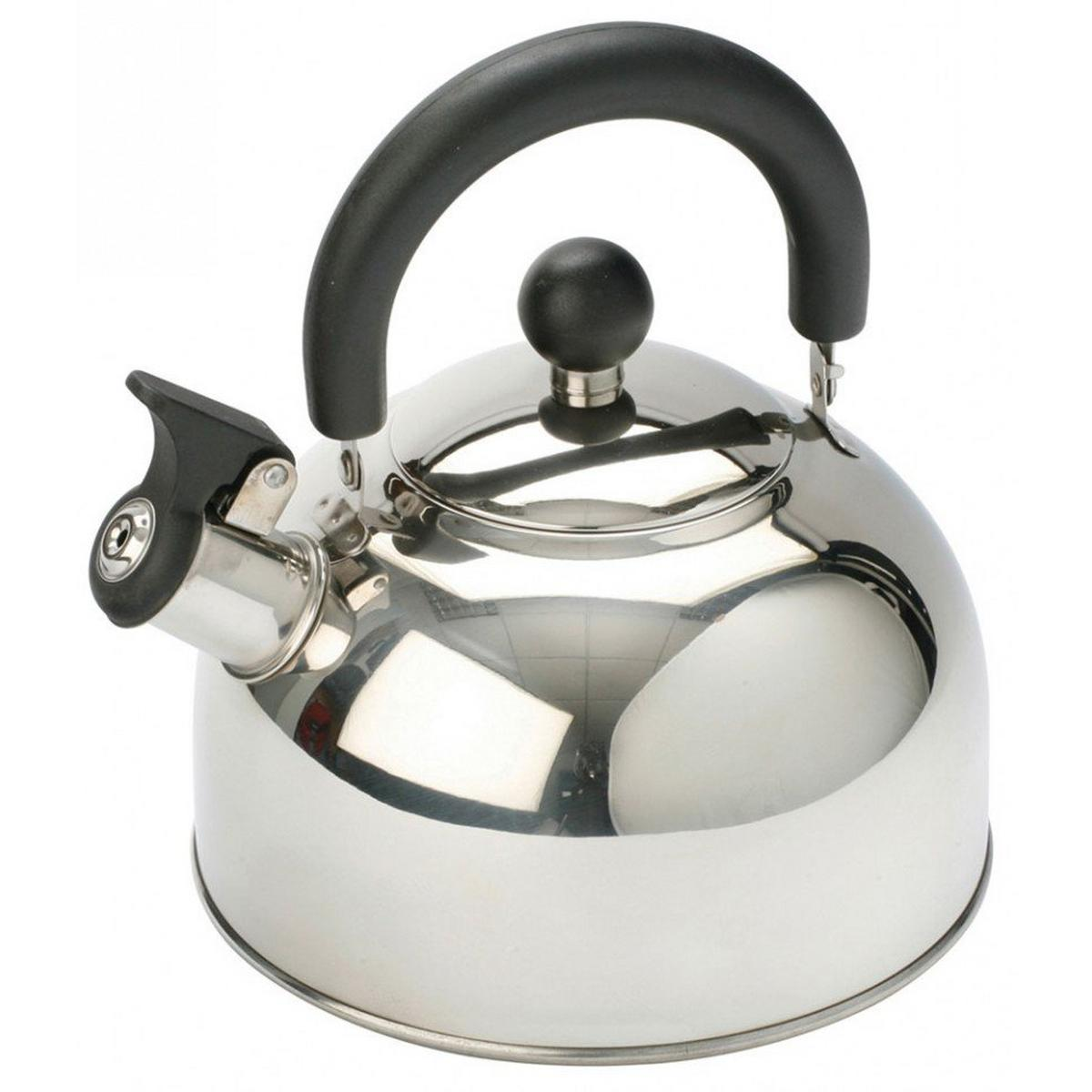Vango Stainless Steel Kettle with Folding Handle
