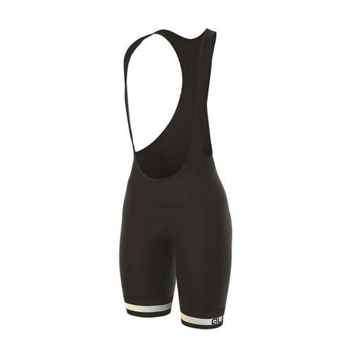 Womens Plus Infinity Bibshorts